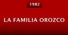 Película La familia Orozco