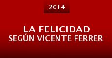Película La felicidad según Vicente Ferrer