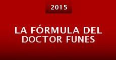 Película La fórmula del doctor Funes