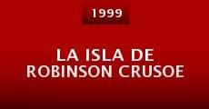 Película La isla de Robinson Crusoe