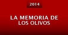Película La memoria de los olivos