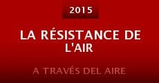 Película La résistance de l'air