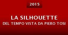 Película La silhouette del tempo vista da Piero Tosi