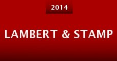 Película Lambert & Stamp