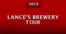 Película Lance's Brewery Tour