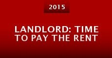 Landlord: Time to Pay the Rent