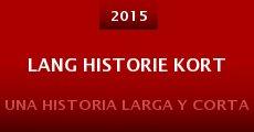 Película Lang Historie Kort