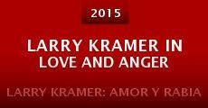 Larry Kramer In Love and Anger (2014) stream