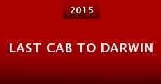 Película Last Cab to Darwin