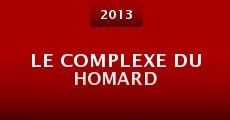 Película Le complexe du homard