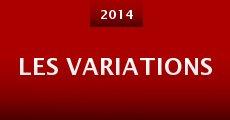 Película Les variations