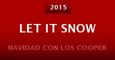 Película Let It Snow