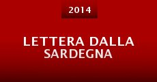Película Lettera dalla Sardegna