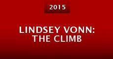 Película Lindsey Vonn: The Climb