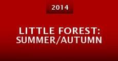 Little Forest: Summer/Autumn (2014) stream