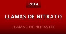 Película Llamas de Nitrato