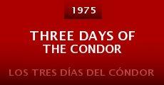 Película Los tres días del Cóndor