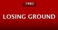 Ver película Losing Ground
