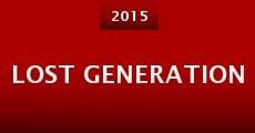 Película Lost Generation