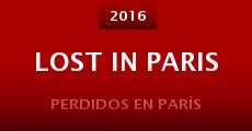 Película Lost in Paris