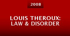 Película Louis Theroux: Law & Disorder
