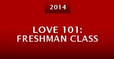 Película Love 101: Freshman Class