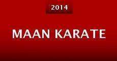 Película Maan Karate