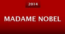 Película Madame Nobel