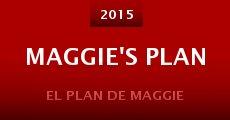 Película Maggie's Plan