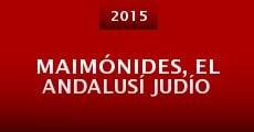 Película Maimónides, el andalusí judío