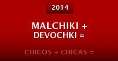 Película Malchiki + Devochki =