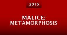Película Malice: Metamorphosis