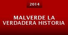 MALVERDE la verdadera historia (2014)