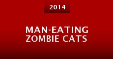 Man-Eating Zombie Cats (2014)