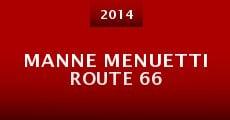 Manne Menuetti Route 66 (2014)