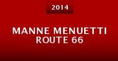 Película Manne Menuetti Route 66