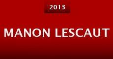 Manon Lescaut (2013) stream