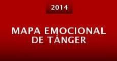 Película Mapa emocional de Tánger
