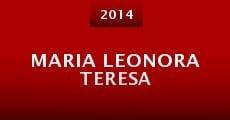 Película Maria Leonora Teresa