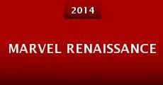 Marvel Renaissance (2014) stream