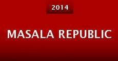 Película Masala Republic