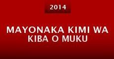 Película Mayonaka kimi wa kiba o muku