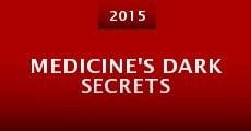 Película Medicine's Dark Secrets