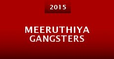 Película Meeruthiya Gangsters