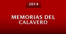 Película Memorias Del Calavero
