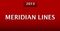 Meridian Lines