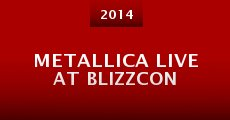 Metallica Live at Blizzcon (2014)