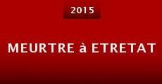 Meurtre à Etretat (2015) stream