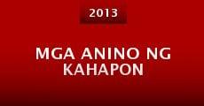 Película Mga anino ng kahapon