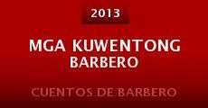 Película Mga kuwentong barbero